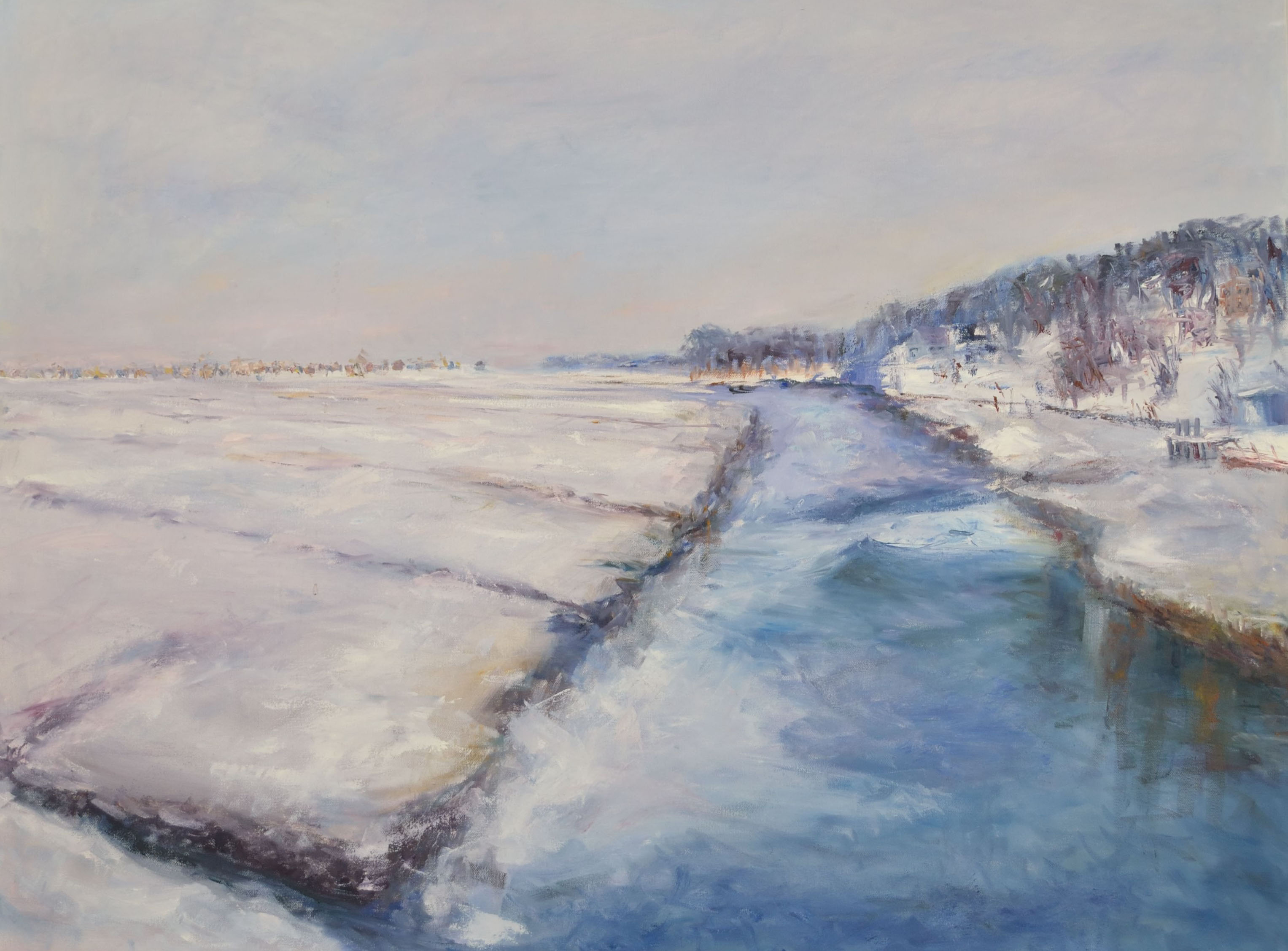 The Expanse of Winter SOLD